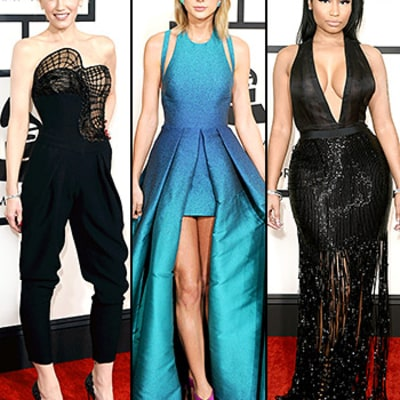 Grammys 2015: See the Best, Worst Dressed from the Red Carpet