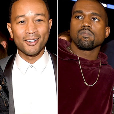 John Legend: Kanye West's Grammys Interruption of Beck Was