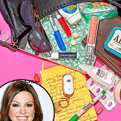 What's In My Bag: Rachael Ray