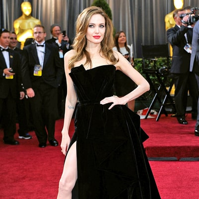 Best Oscars Shoes on the Red Carpet
