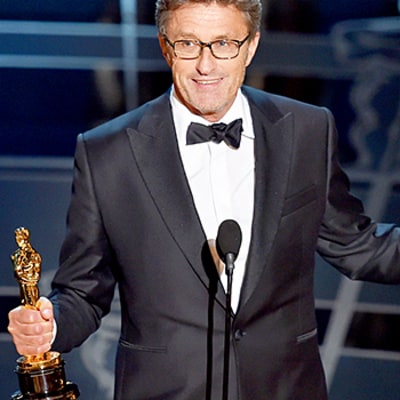 Ida Director Pawel Pawlikowski Ignores Wrap-Up Music at Oscars 2015: Funny Video!