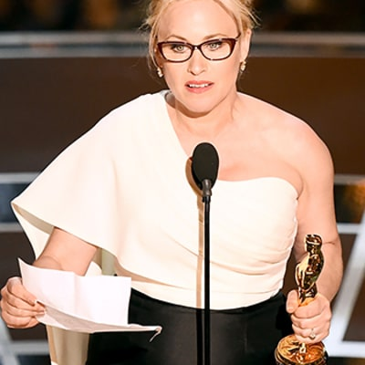 Patricia Arquette Calls for Women's Rights in Oscars 2015 Speech, Meryl Streep, Jennifer Lopez Go Wild