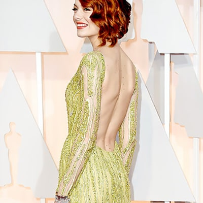 Oscars 2015 Red Carpet Fashion: Best Dressed