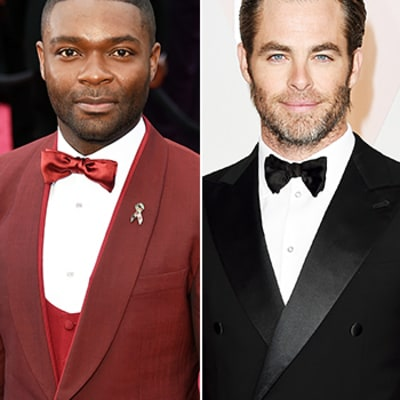 David Oyelowo, Chris Pine Cry During Powerful Oscars 2015 Selma Performance by Common and John Legend -- Watch