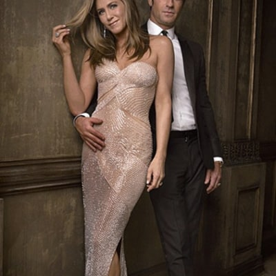 Jennifer Aniston, Justin Theroux, More Stars Pose for Vanity Fair Portraits: See the Stunning Images