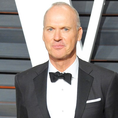 Michael Keaton Puts Away His Oscars Acceptance Speech in Saddest Vine of All Time