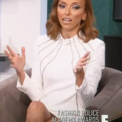 Kelly Osbourne Warned Giuliana Rancic About Zendaya Hair Comments During Fashion Police Taping: What Really Happened