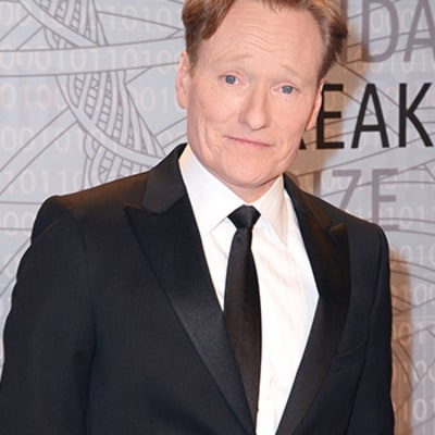 Conan O'Brien Got Sucked Into an Episode of Gilmore Girls While Stranded at an Airport in Cuba