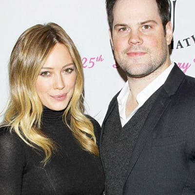 Hilary Duff Files for Divorce From Mike Comrie After His Wild Night Out: