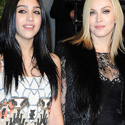 Madonna Gives Lourdes College Advice, Tries to Be a Cool Mom