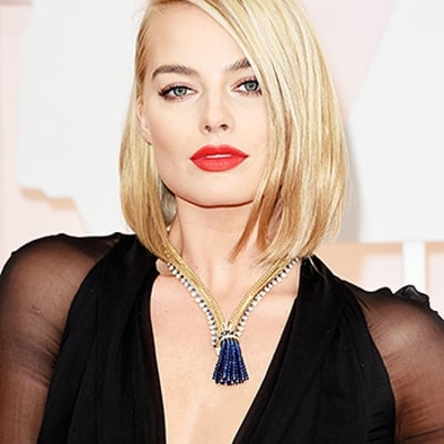 Enter for a Chance to Win a Necklace Inspired by Margot Robbie's Oscars Accessory: Find Out the Details Here!