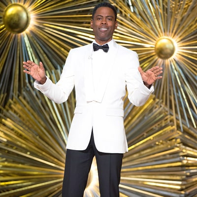 Chris Rock's Asian Joke at Oscars 2016 Didn't Go Over Very Well on Twitter