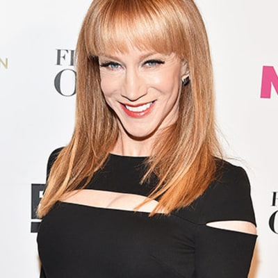Kathy Griffin Opens Up About Leaving Fashion Police: