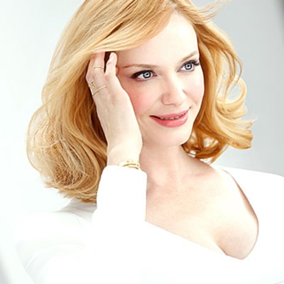 Christina Hendricks Returns to Her Blonde Roots: See Her Hair Color Transformation!