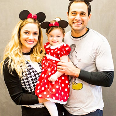 Jason and Molly Mesnick Threw the Minnie Mouse Party of Your Dreams for Daughter Riley: See the Pictures!
