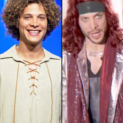 Justin Guarini Returns to TV in Funny
