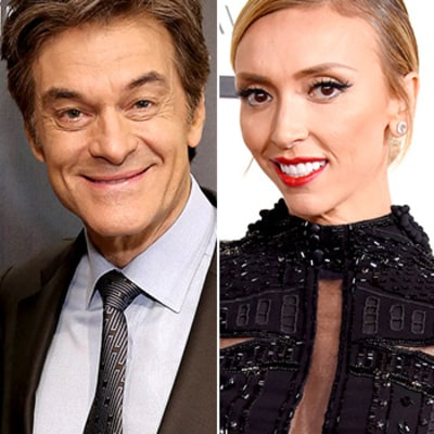Dr. Oz Discusses Giuliana Rancic's Weight: