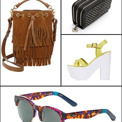 Spring 2015 Must-Have Accessories