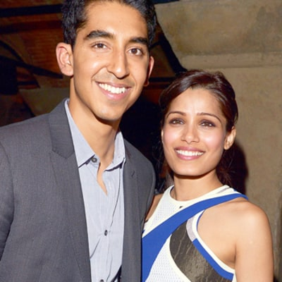 Freida Pinto Opens Up About Her Split From Dev Patel