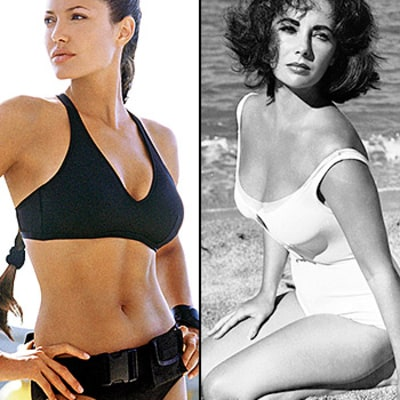 9 Swimsuits Inspired by Classic Movies (and One TV Show!) You'll Want to Shop