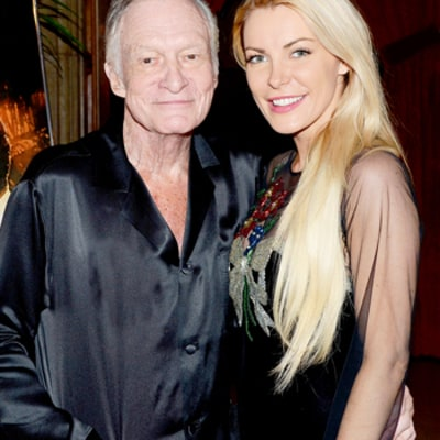 Hugh Hefner's Casablanca Night Birthday Tradition Never Gets Old: See the Pictures!