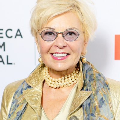 Roseanne Barr Reveals She's Going Blind, Calls Marijuana a