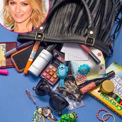 Becki Newton: What's In My Bag?