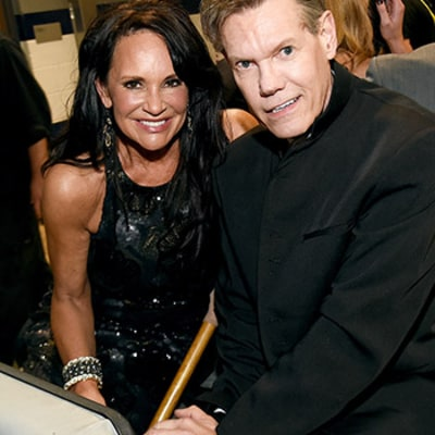 Randy Travis Quietly Married Longtime Fiancee Mary Davis