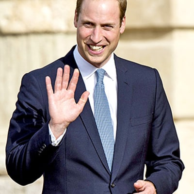 Prince William Spends $1,200 on Clothes Ahead of the Royal Baby: Could This Be His Hospital Exit Outfit?