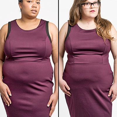 How Plus-Size Clothes Fit Entirely Different on Actual Customers Compared to Models: See the Surprising Results
