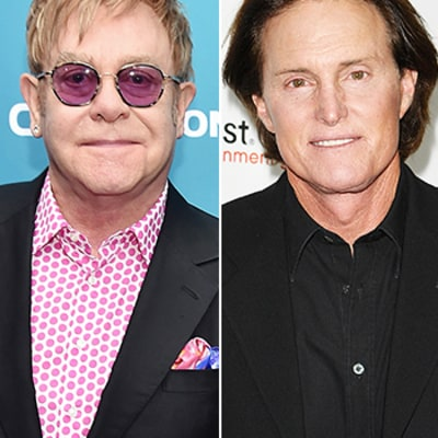 Elton John on Bruce Jenner's Gender Transition:
