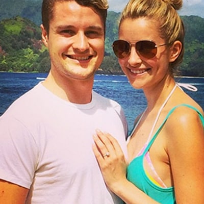Charlie White Marries Fiancee Tanith Belbin: Wedding Details!