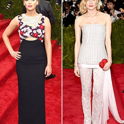 Met Gala 2015: What the Stars Wore