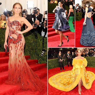 Met Gala 2015: Best Dressed Stars