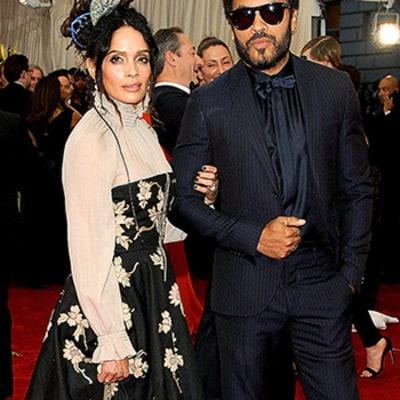Zoe Kravitz Hits Met Gala 2015 With Divorced Parents Lenny Kravitz, Lisa Bonet: Gorgeous Pics
