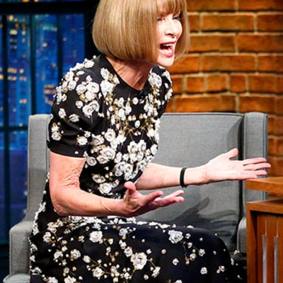 Anna Wintour Rates Met Gala Fashion, Refuses to Attend Afterparties