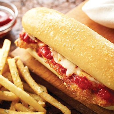 Olive Garden Introduces the Breadstick Sandwich and It Looks Delicious