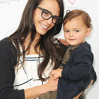 Celeb Sightings: Jordana Brewster Takes Adorable Son Julian on Playdate