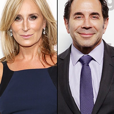 Sonja Morgan Went Home With Adrienne Maloof's Ex-Husband Paul Nassif