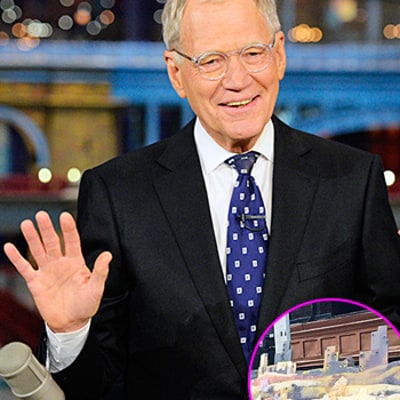 David Letterman's Late Show Set Thrown in Dumpsters Hours After Final Episode: Photos