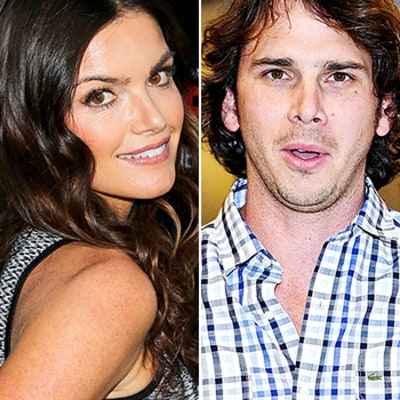 "bachelorette ben flajnik dating ""yes, i'm dating arie,"" the model tells life & style ""we're enjoying our time together courtney robertson talks split from bachelor ben flajnik."