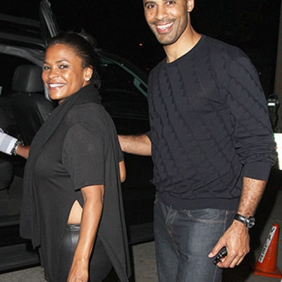 Boyz n the Hood Star Nia Long Engaged to Boyfriend Ime Udoka -- See Her Ring!
