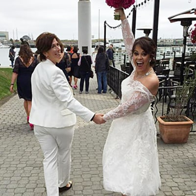 Biggest Loser Winner Ali Vincent Marries Jennifer Krusing: Pics