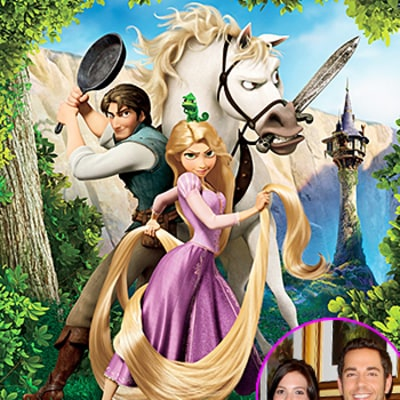 Tangled Animated Series Coming to Disney With Mandy Moore, Zachary Levi