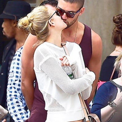 Toni Garrn Dating NBA Player Chandler Parsons -- See Pics of the Super Cute New Couple!
