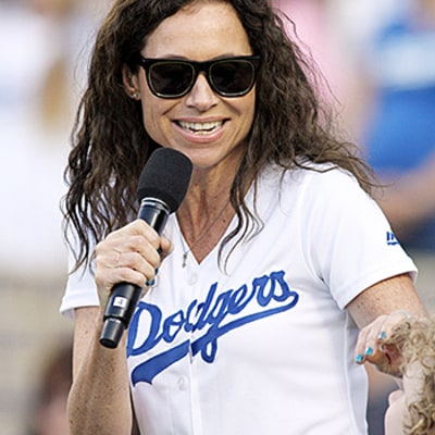 Minnie Driver Jokes About Deportation After Flubbing National Anthem Lyrics