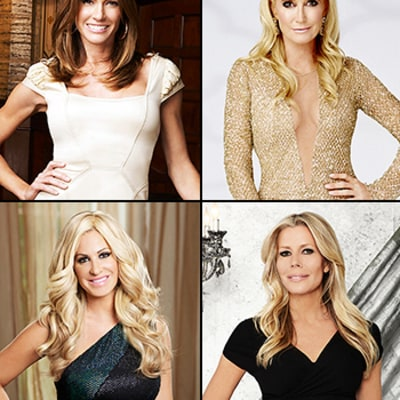 Former Real Housewives Stars