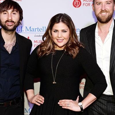 Lady Antebellum Gives Sneak Peek of Their CMT Music Awards Performance to Us Weekly