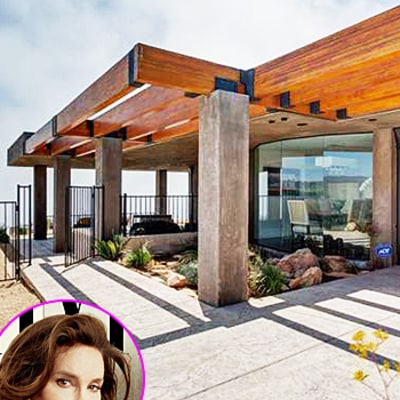 Caitlyn Jenner's Malibu Home: See Inside Photos