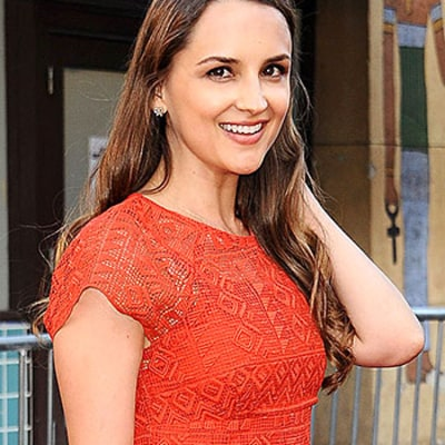 Rachael Leigh Cook Models Lean Post-Baby Body on Red Carpet, Shares Baby Milestones: New Photos